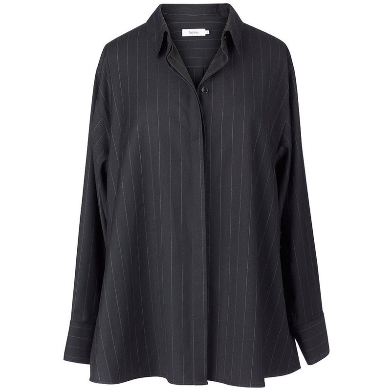 Stylein - Topp - Top (Pinstripe) - Thernlunds