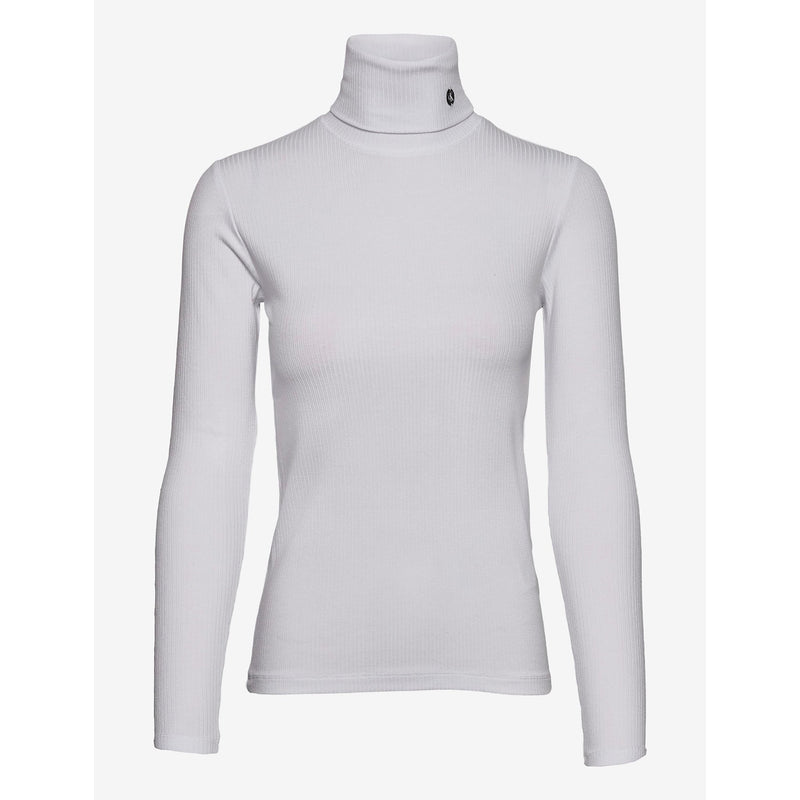 Calvin Klein Jeans - Tröja - Ls Rib Roll Neck - Thernlunds