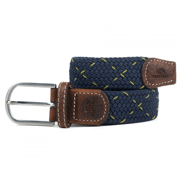 Billybelt - Bälte - WOVEN ELASTIC BELT - TWO-TONED (#CB39 THE PORTO) - Thernlunds