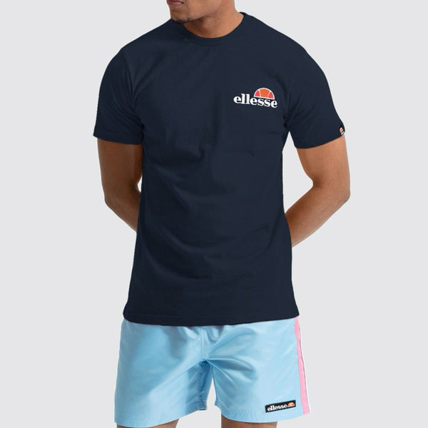 Ellesse - T-shirt - Voodoo Embroidery Tee (NAVY) - Thernlunds