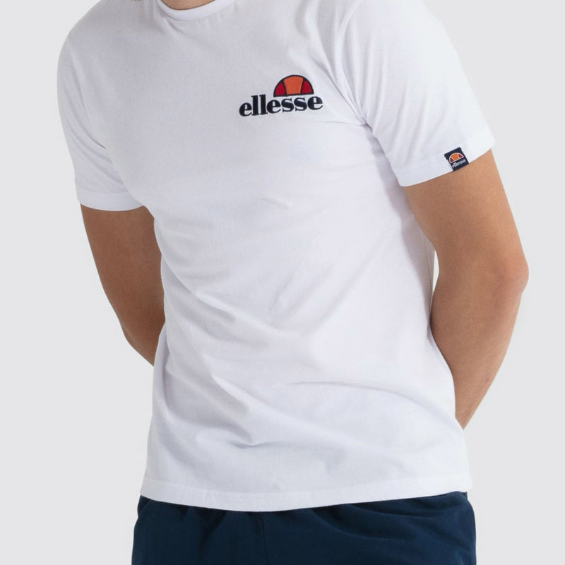 Ellesse - T-shirt - Voodoo Embroidery Tee (WHITE) - Thernlunds