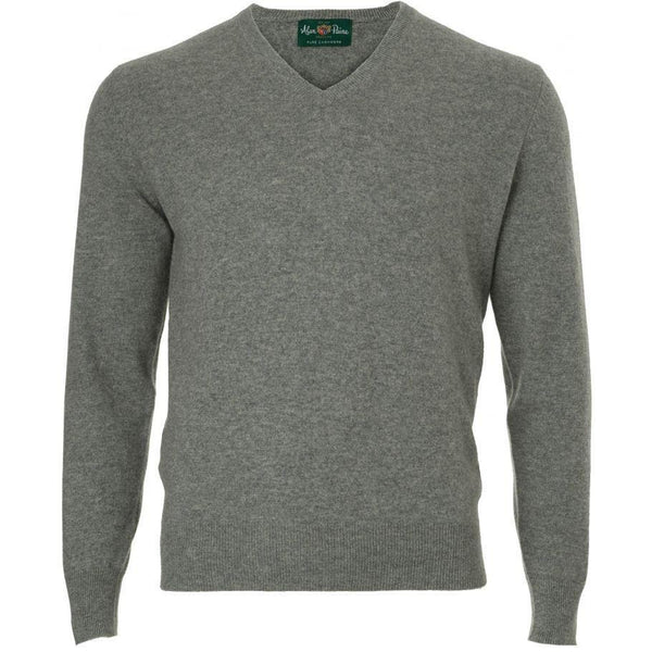 Haddington V-Neck (Derby)