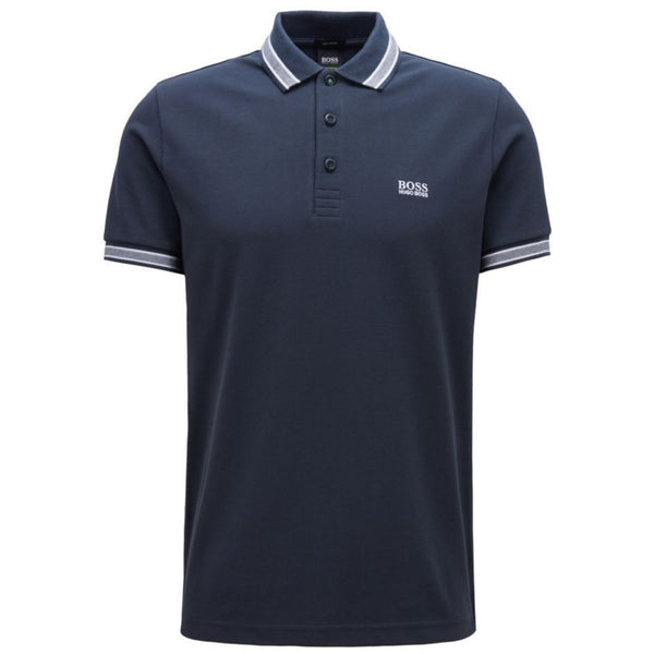 Hugo Boss Business - Pikétröja - Paddy Polo (414 Navy) - Thernlunds