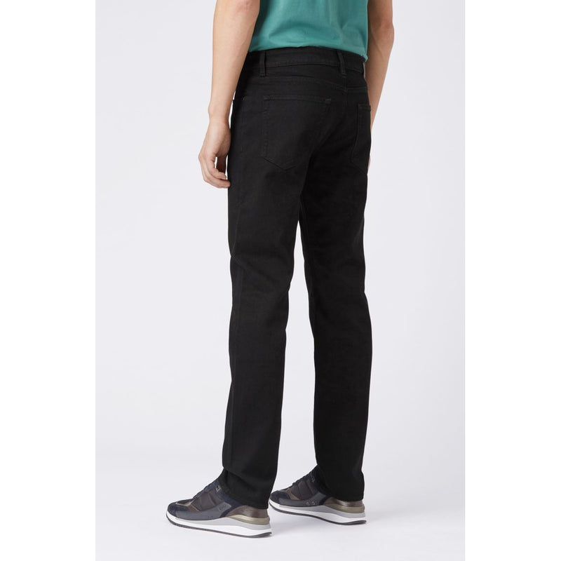 Hugo Boss Business - Jeans - Maine3 10205179 02 (001 Black) - Thernlunds