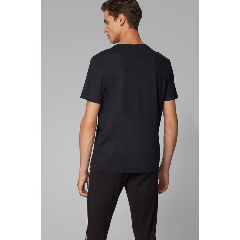 Hugo Boss Athleisure - T-shirt - Tee 1 10165506 01 (003 Black) - Thernlunds