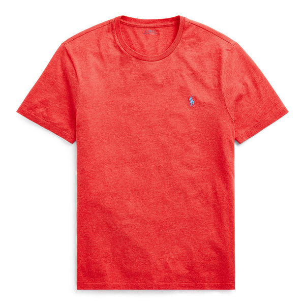 Jersey Plain T-Shirt (600 Red)