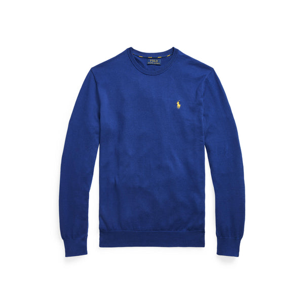 Pima Cotton Crew Neck - Thernlunds