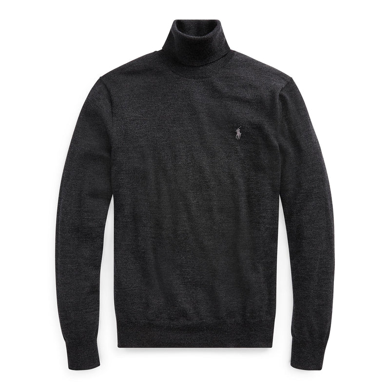 Merino Turtle Neck Sweater - Thernlunds