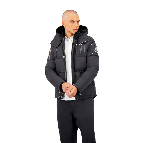 Moose Knuckles - Jacka - Forestville Jacket (545 Black) - Thernlunds
