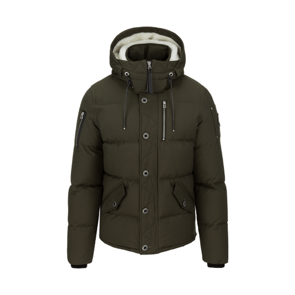 Moose Knuckles - Jacka - Jocada Parka (749 Army) - Thernlunds