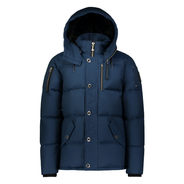 Moose Knuckles - Jacka - Forestville Jacket (873 Galaxy Blue) - Thernlunds
