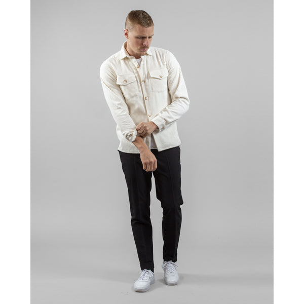 Ciszere - Skjorta - Dylan manchester overshirt (051 Offwhite) - Thernlunds