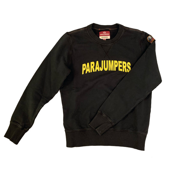 Parajumpers - Tröja - M Caleb Pencil Sweater (710 Pencil) - Thernlunds