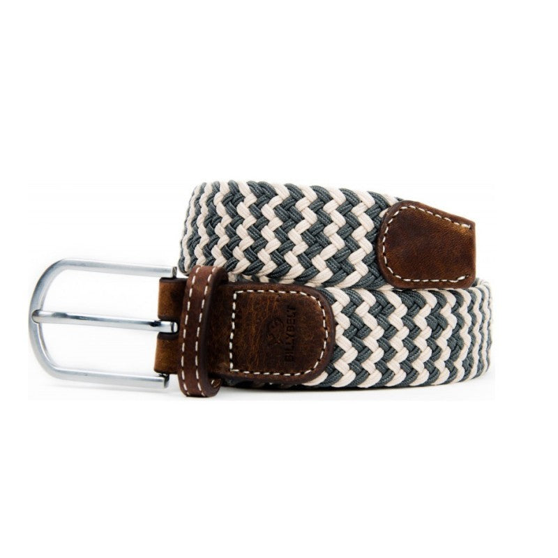 Billybelt - Bälte - WOVEN ELASTIC BELT - TWO-TONED (#CB2 THE PANAMA) - Thernlunds