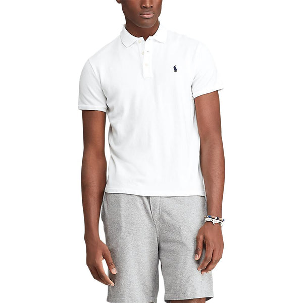 Core Fit Spa Terry Polo (004 White)