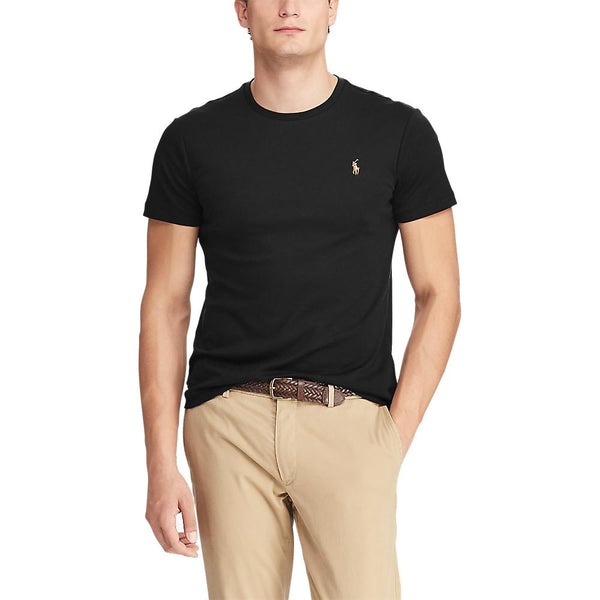 Pima Polo T-Shirt (001 Polo Black)