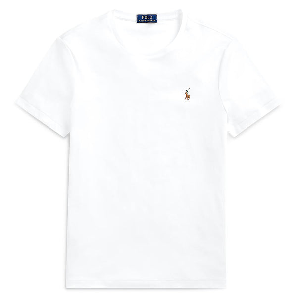Pima Polo T-Shirt (002 White)
