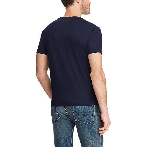 Pima Polo T-Shirt (003 French Navy)