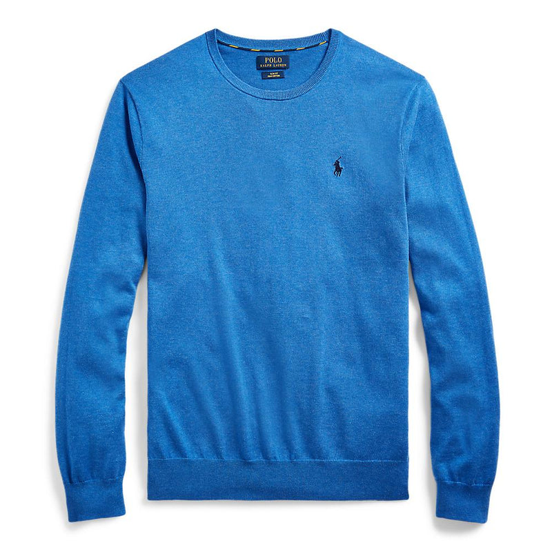 Polo Ralph Lauren - Tröja - Pima Cotton Crew Neck - Thernlunds