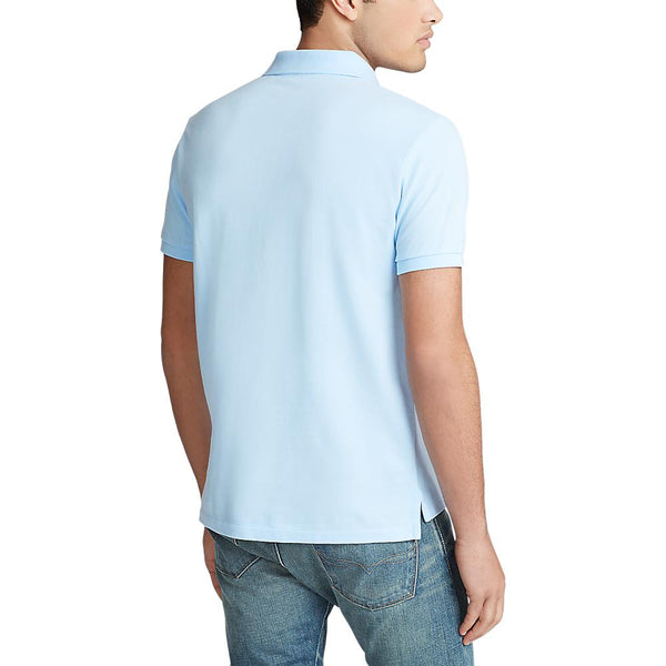 Custom Slim Fit Polo (013 Elite Blue)