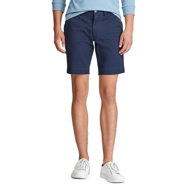 Polo Ralph Lauren - Shorts - Slim Bedford Shorts (410 INK) - Thernlunds