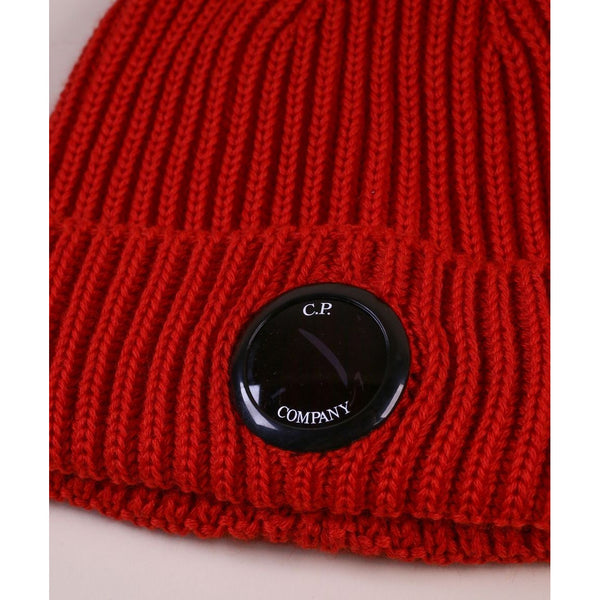 C.P. Company - Huvudbonad - Knit Cap Beanie - Thernlunds