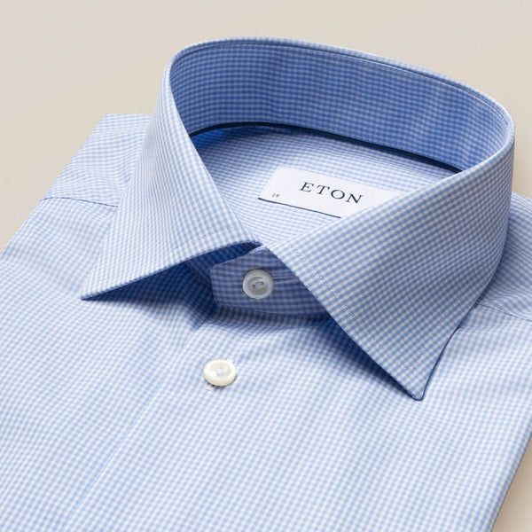 Contemporary Fit Shirt (23 Light Blue)