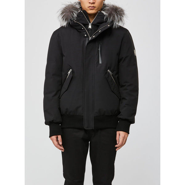 Mackage - Jacka - Dixon-X Jacket (Black/Silver) - Thernlunds