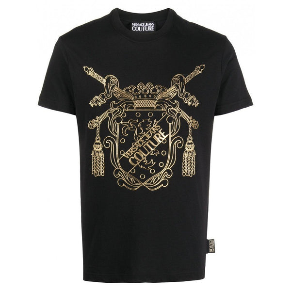 Versace - T-shirt - Shield Logo T-Shirt - Thernlunds