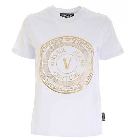 Versace - T-shirt - Foile T-Shirt - Thernlunds