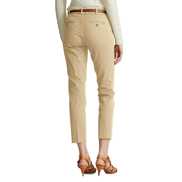 Polo Ralph Lauren - Byxa - MGIE PT Slim Straight Pant (003 Luxury Tan) - Thernlunds