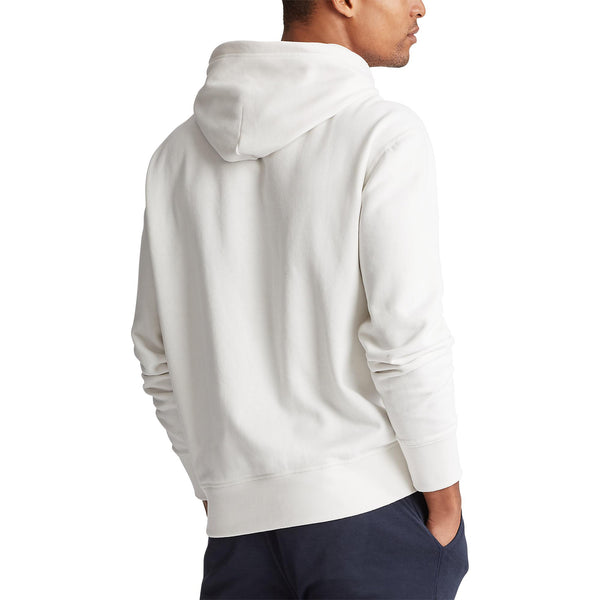 LS Hood Sweater (009 White)
