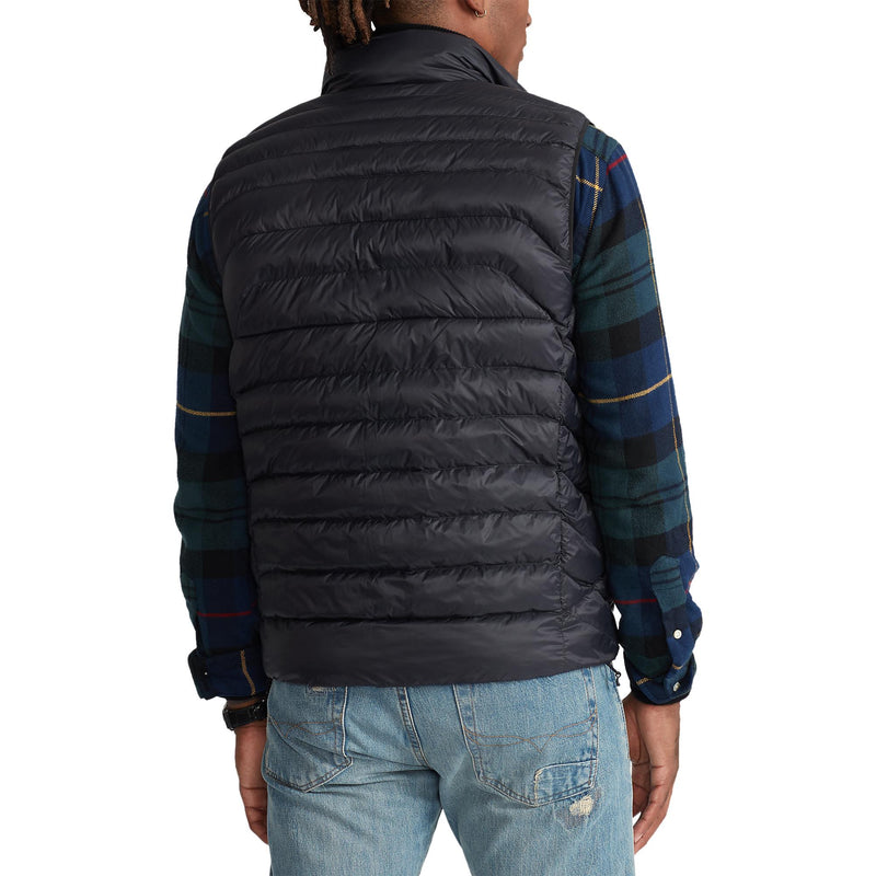 Polo Ralph Lauren - Väst - Terra Vest-Poly Fill-Vest (012 Polo Black) - Thernlunds