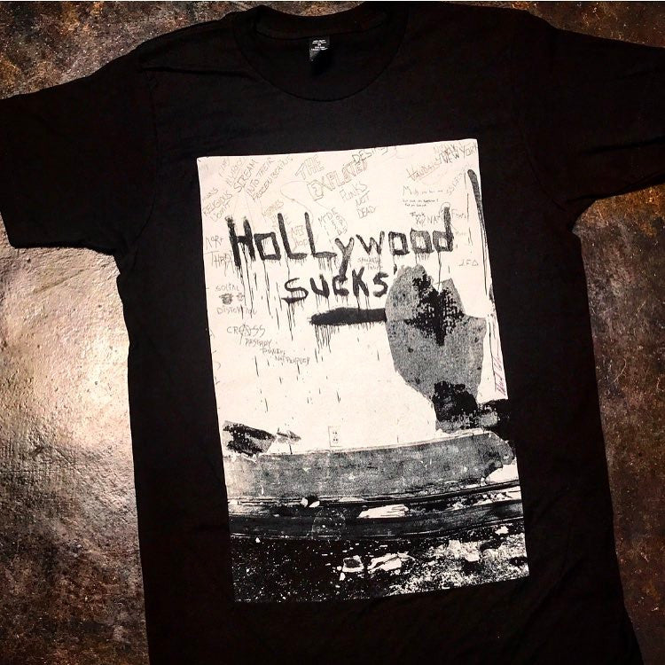 Ltd. Ed. Hollywood Sucks Shirt - Edward Colver x VANS