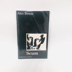 "Amphetamine Sulphate #11 ""Scum"" by Alex Binnie"