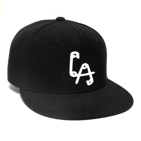 Lethal Amounts Logo Snapback - Black