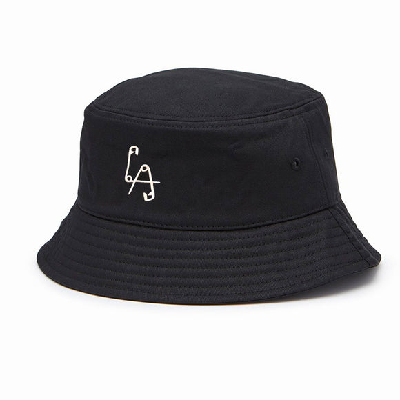 Bucket Hat Embroidered Logo
