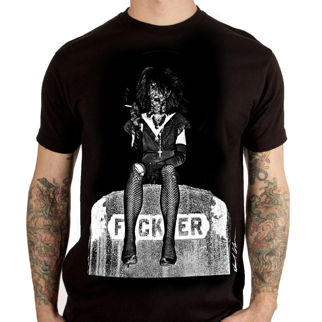 Rozz Williams - Fucker T-Shirt