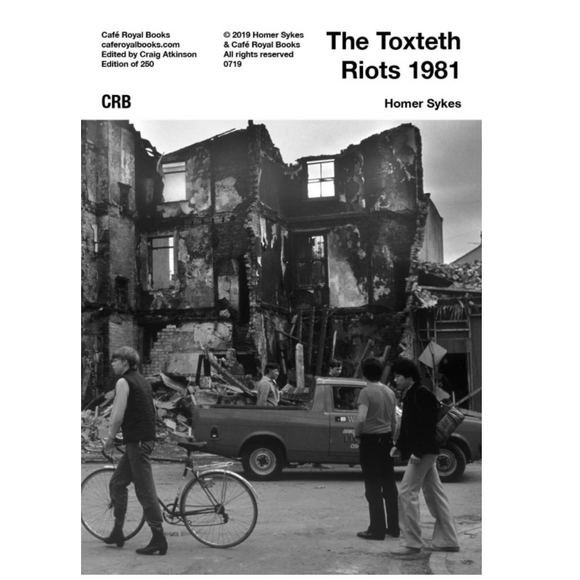 The Toxteth Riots 1981 - British Documentary Photography