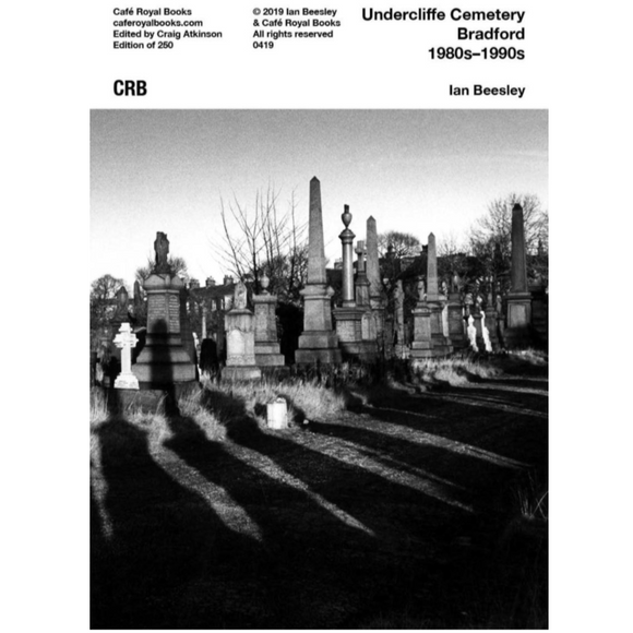 Undercliffe Cemetery Bradford 1980s–1990s- British Documentary Photography