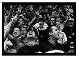 Football Fans - British Documentary Photography