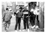 Hip Hop Years New York/London 1982–1992 - British Documentary Photography