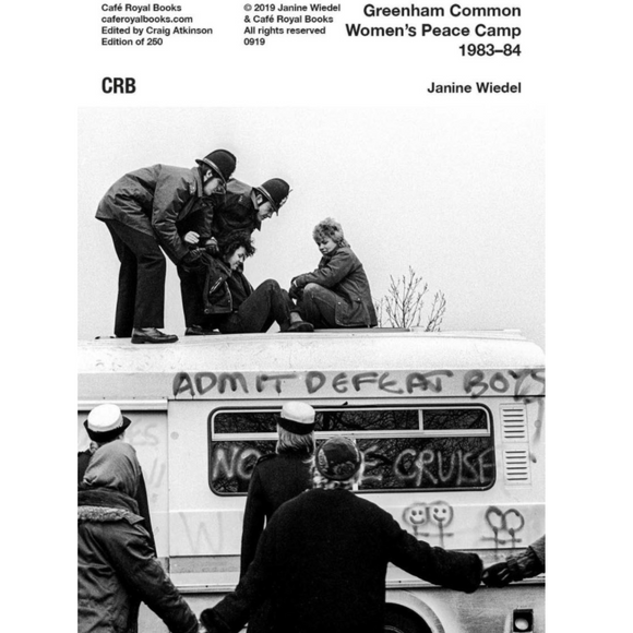 Greenham Common Women's Peace Camp 1 - 1983–1984 - British Documentary Photography