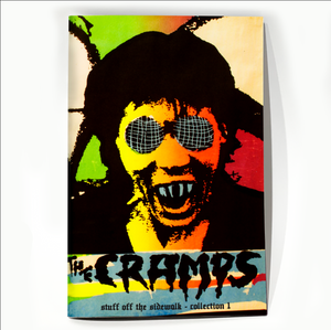 Stuff Off the Sidewalk -A Collection of Cramps Ephemera