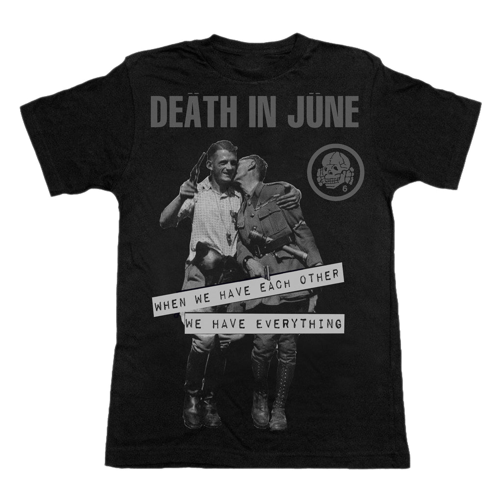 Death In June - When We Have Each Other T-Shirt