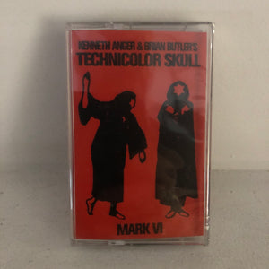 Kenneth Anger - Technicolor Skull cassette
