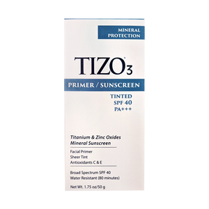 Tizo 3 Primer Sunscreen- Tinted SPF 40
