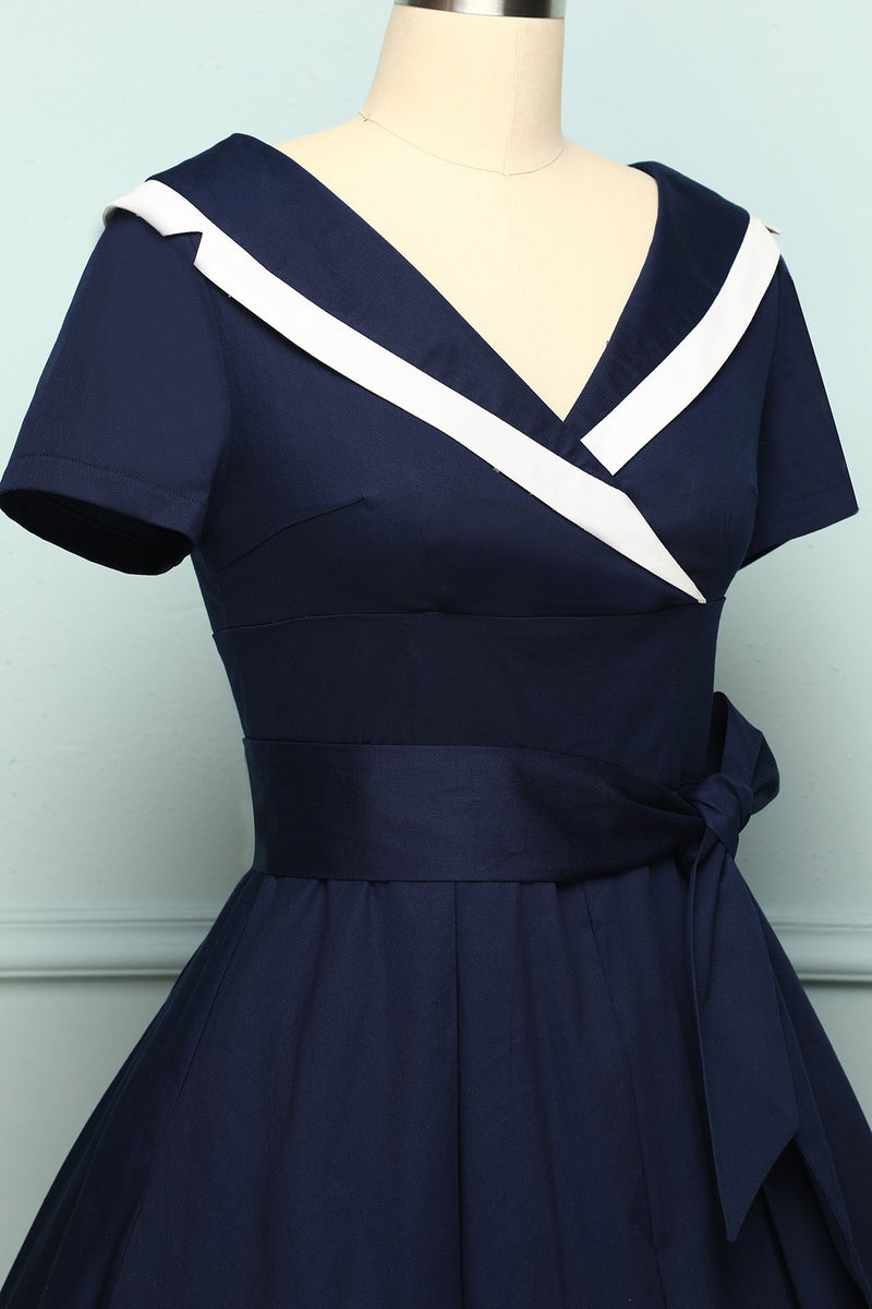 Indlæs billede til gallerivisning Navy Soldier Dress - ZAPAKA