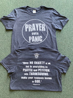 Prayer over Panic Crew Neck