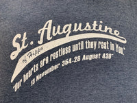 St. Augustine Our Hearts Are Restless